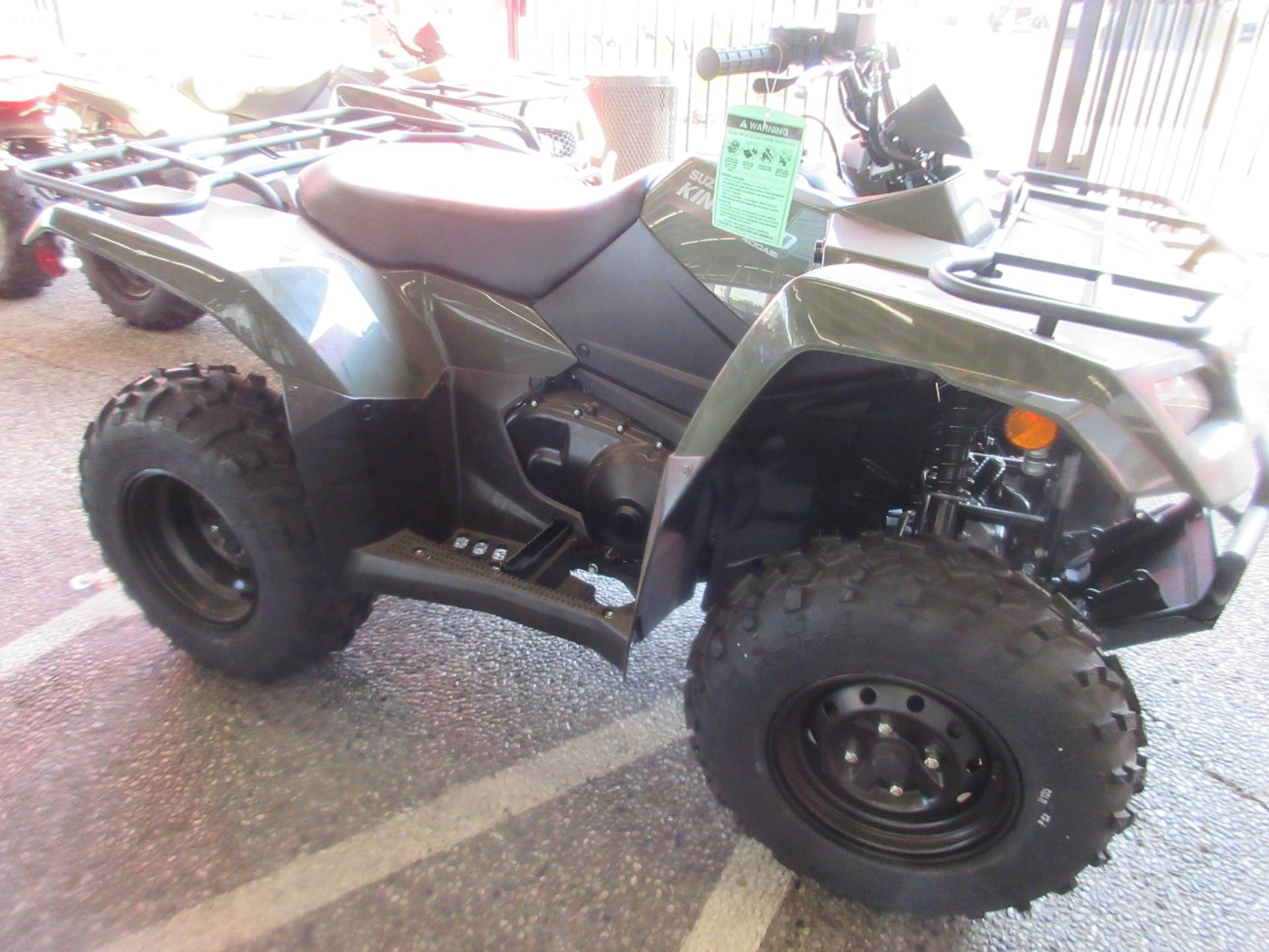 2021 Suzuki KingQuad 400FSi in Sacramento, California - Photo 1