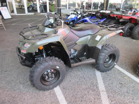 2021 Suzuki KingQuad 400FSi in Sacramento, California - Photo 2