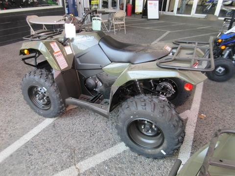 2021 Suzuki KingQuad 400FSi in Sacramento, California - Photo 3