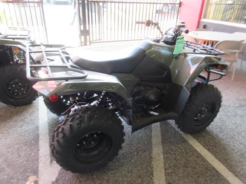 2021 Suzuki KingQuad 400FSi in Sacramento, California - Photo 4