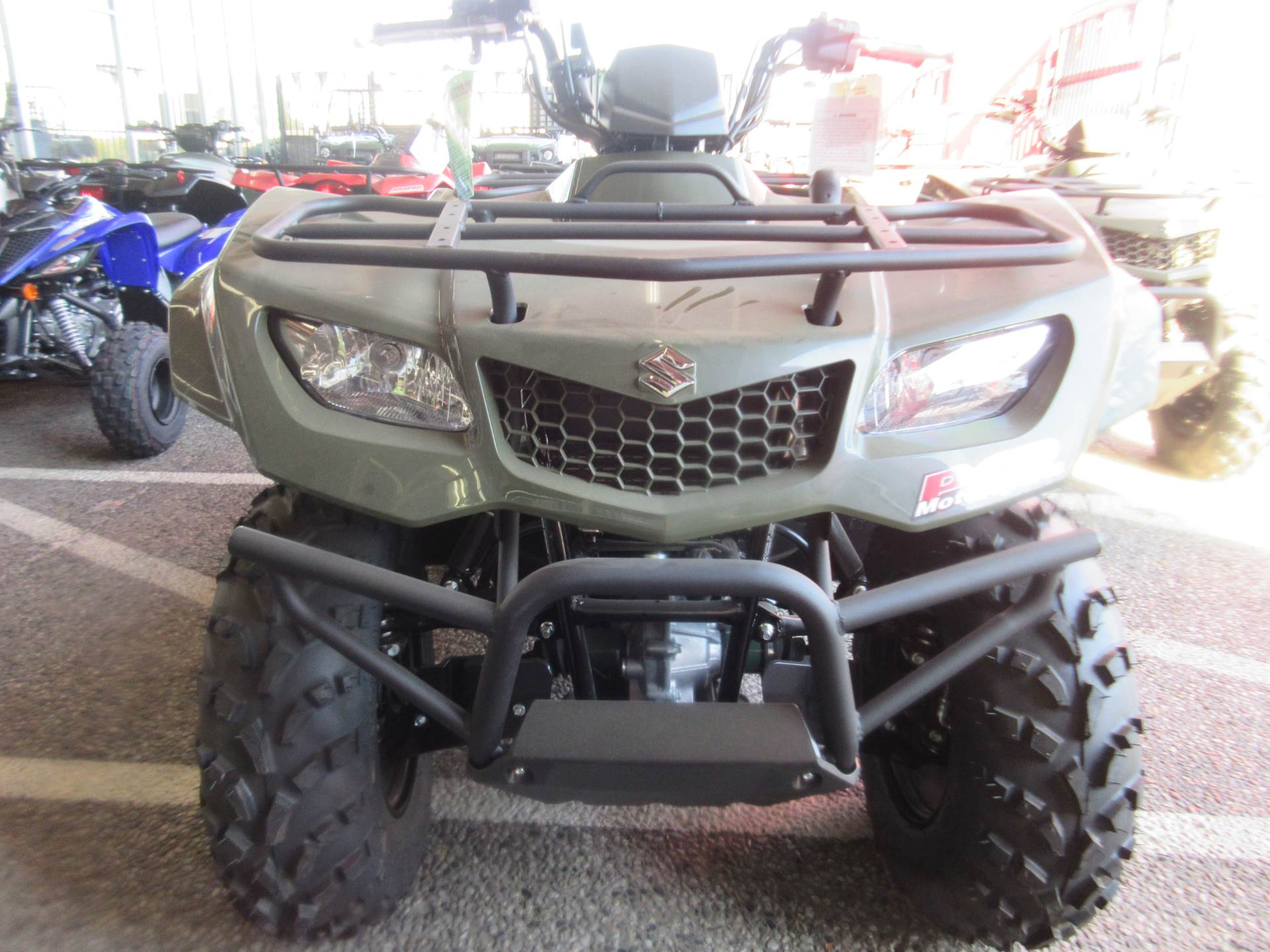 2021 Suzuki KingQuad 400FSi in Sacramento, California - Photo 5