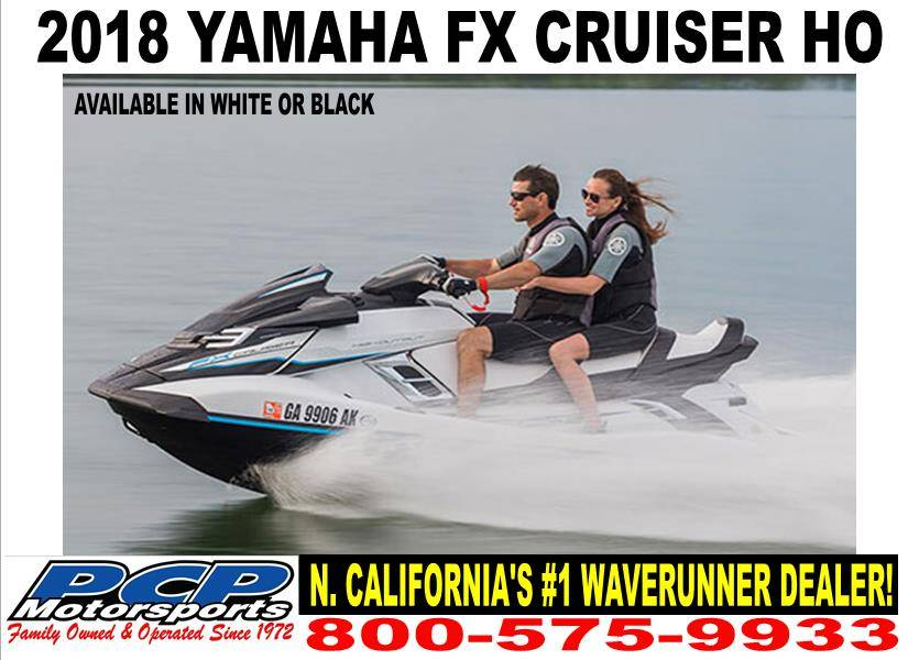 2018 Yamaha FX Cruiser HO for sale 141478