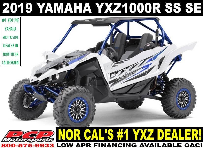 2019 Yamaha YXZ1000R SS SE for sale 94416