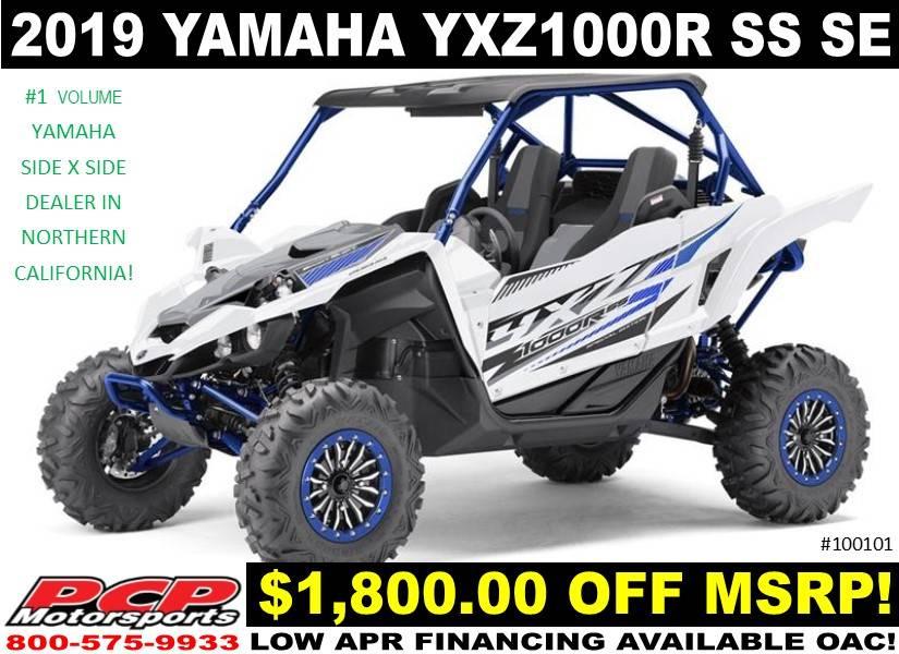 2019 Yamaha YXZ1000R SS SE for sale 41089