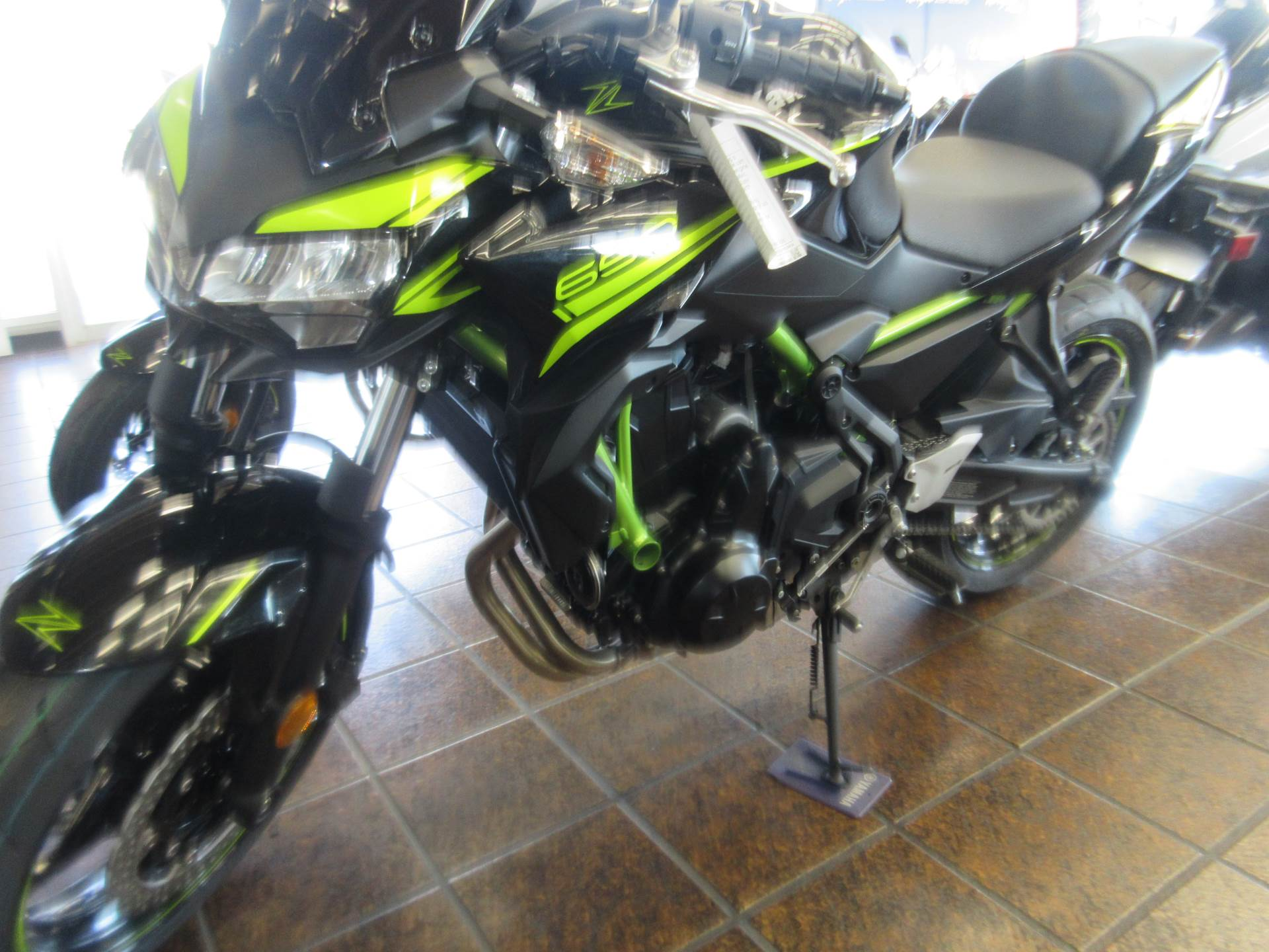 2020 Kawasaki Z650 in Sacramento, California - Photo 2
