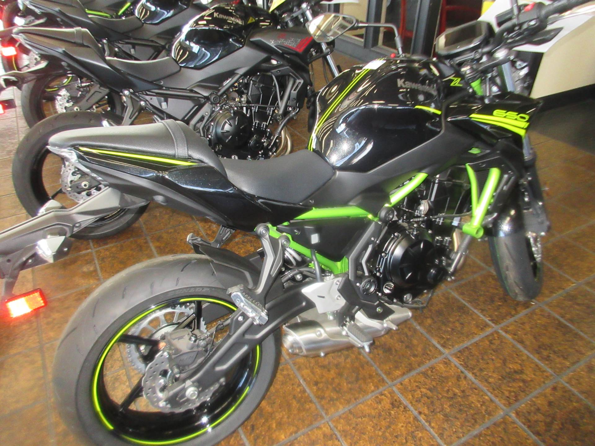 2020 Kawasaki Z650 in Sacramento, California - Photo 3