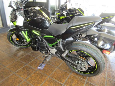 2020 Kawasaki Z650 in Sacramento, California - Photo 4