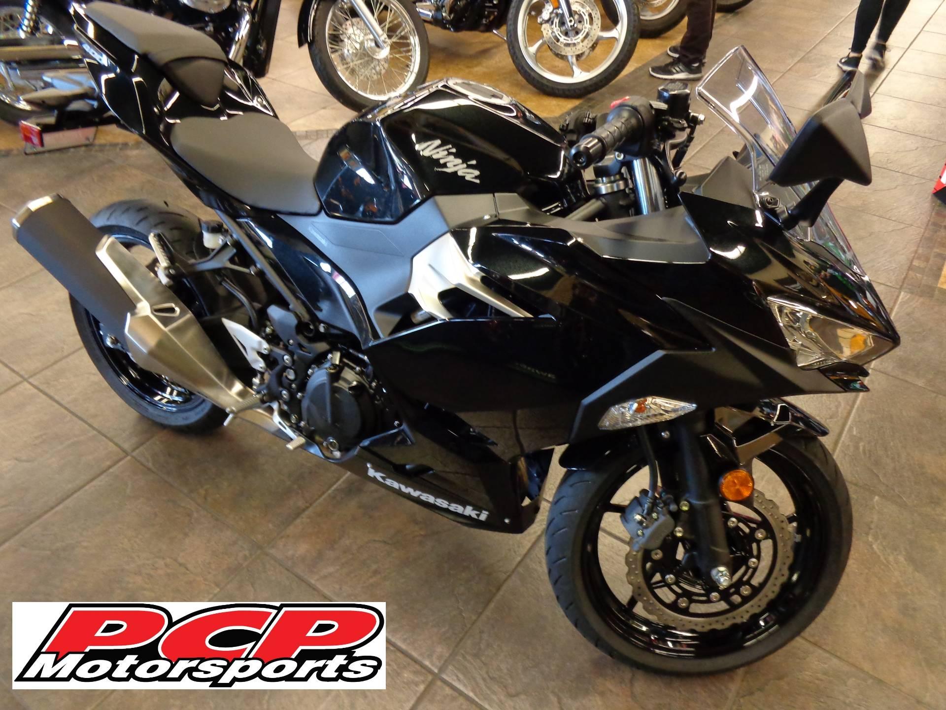 New 2018 Kawasaki Ninja 400 Motorcycles in Sacramento, CA | Stock ...