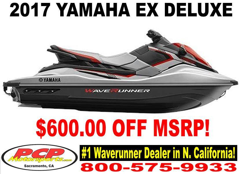 2017 Yamaha EX Deluxe for sale 10178