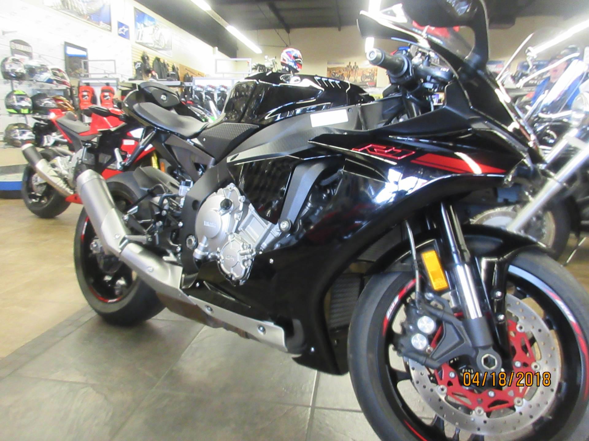 2015 Yamaha YZF-R1 for sale 144572