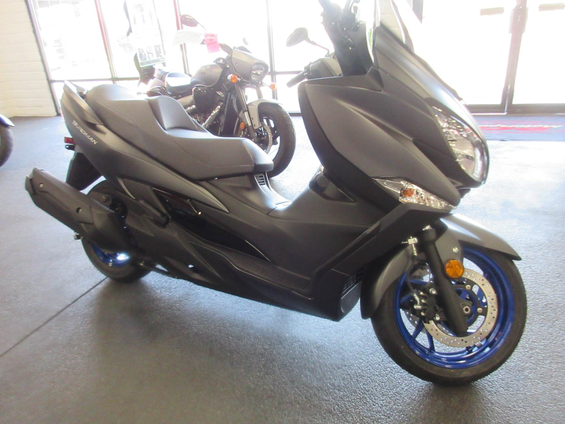 2020 Suzuki Burgman 400 in Sacramento, California - Photo 1
