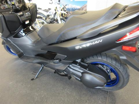 2020 Suzuki Burgman 400 in Sacramento, California - Photo 3