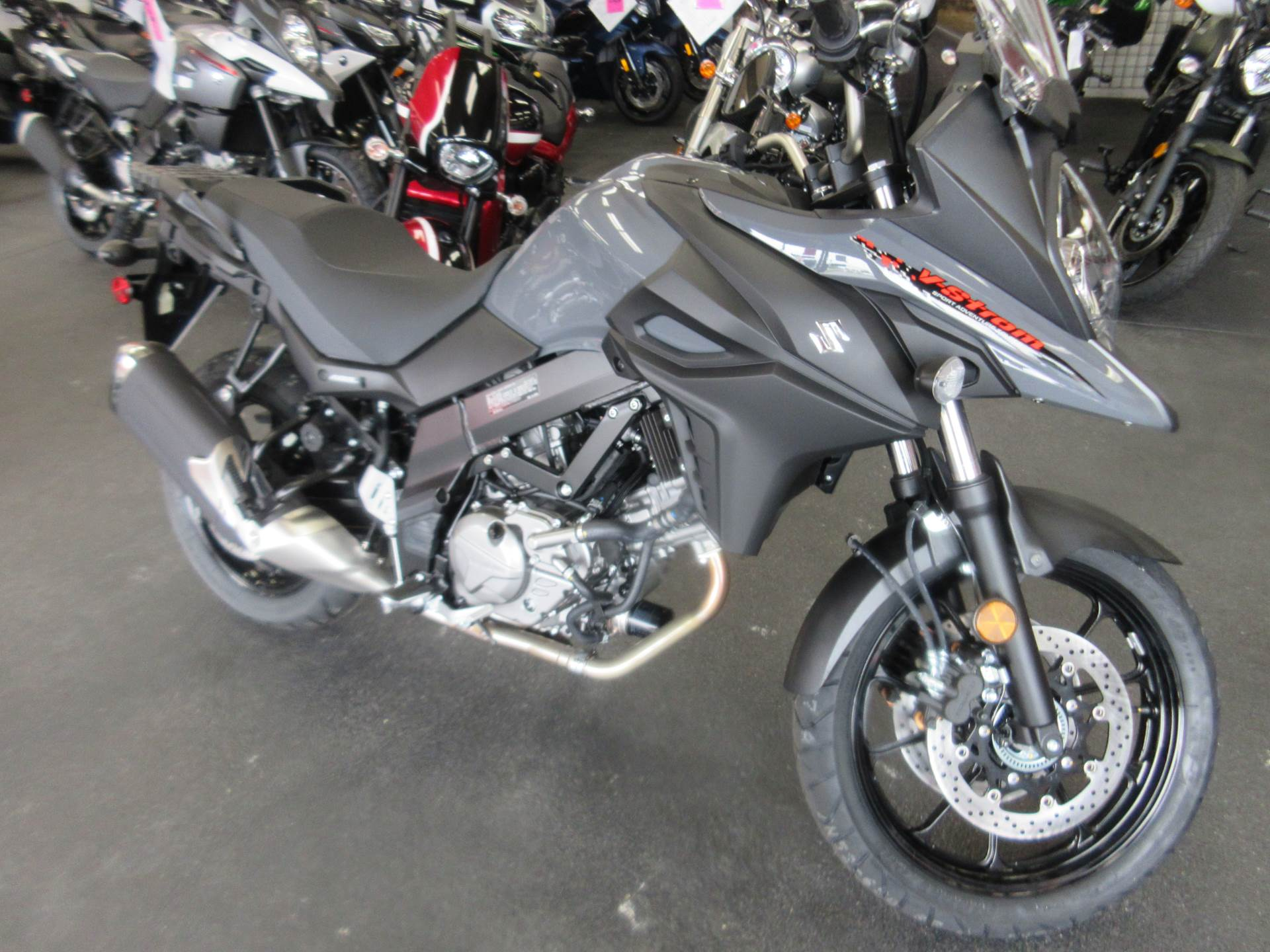 2020 Suzuki V-Strom 650 in Sacramento, California - Photo 6