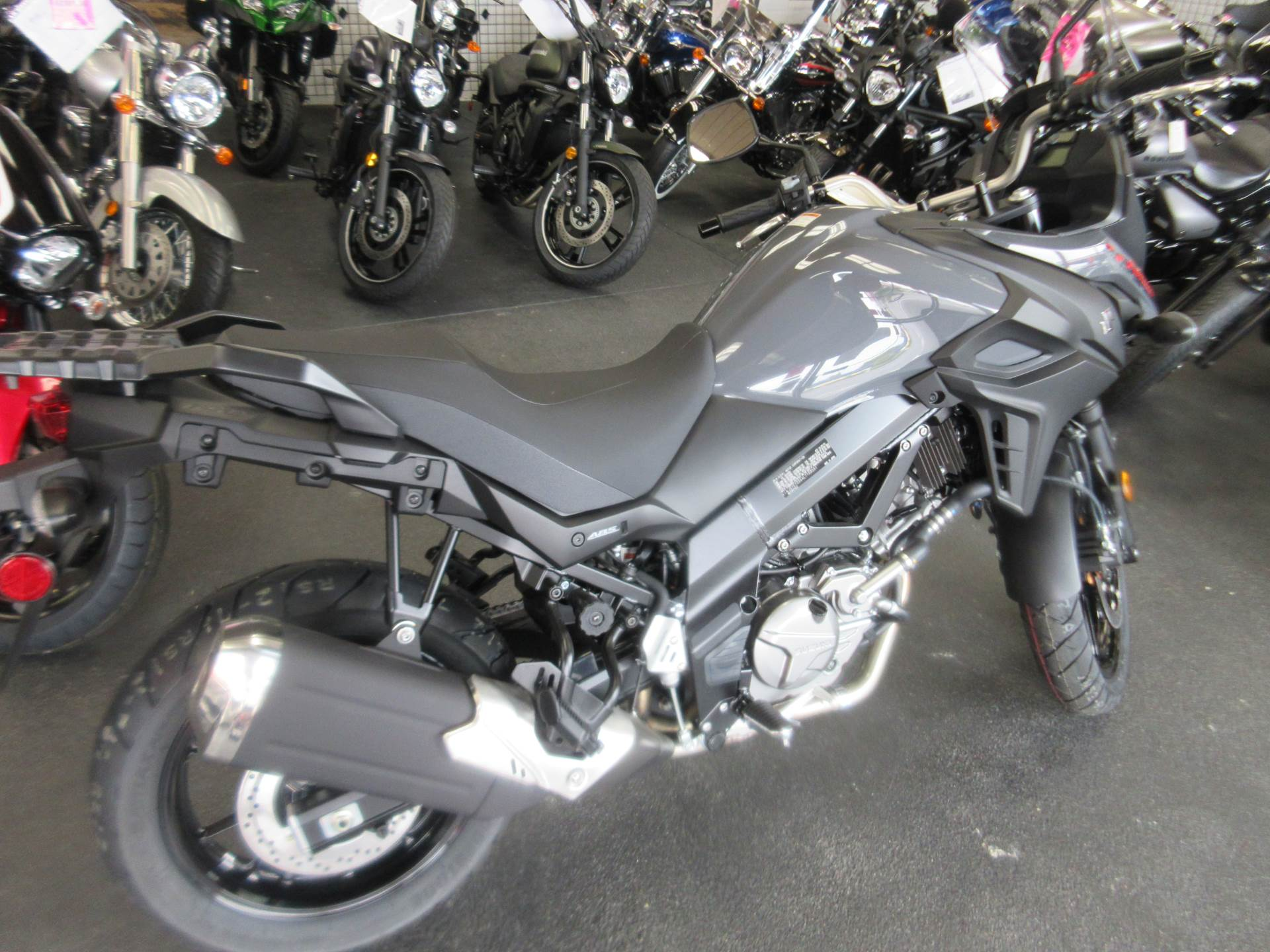 2020 Suzuki V-Strom 650 in Sacramento, California - Photo 4