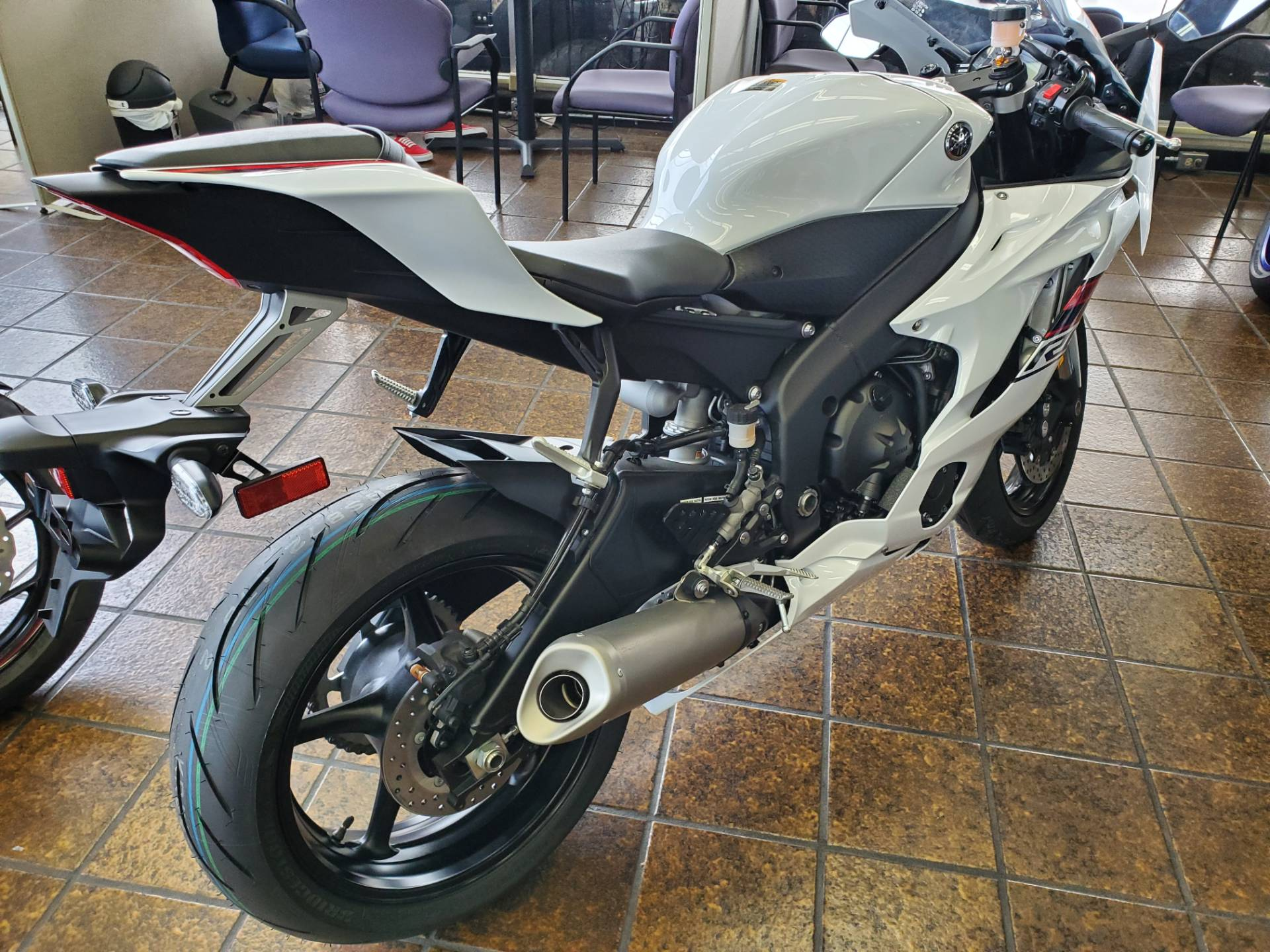 2019 Yamaha YZF-R6 5