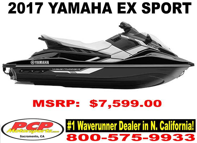 2017 Yamaha EX Sport for sale 22561