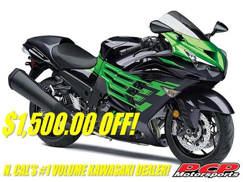 2020 Kawasaki Ninja ZX-14R ABS in Sacramento, California - Photo 1