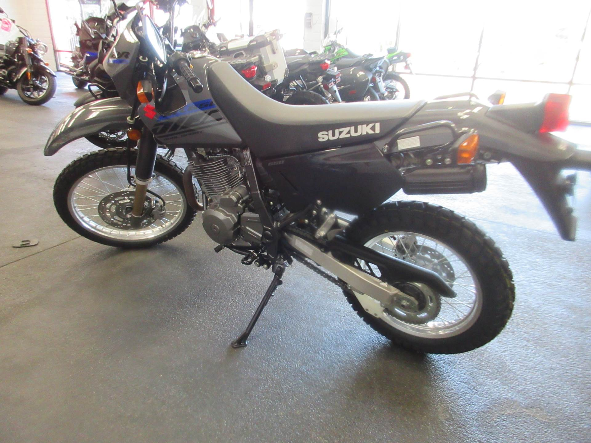 2020 Suzuki DR650S in Sacramento, California - Photo 3