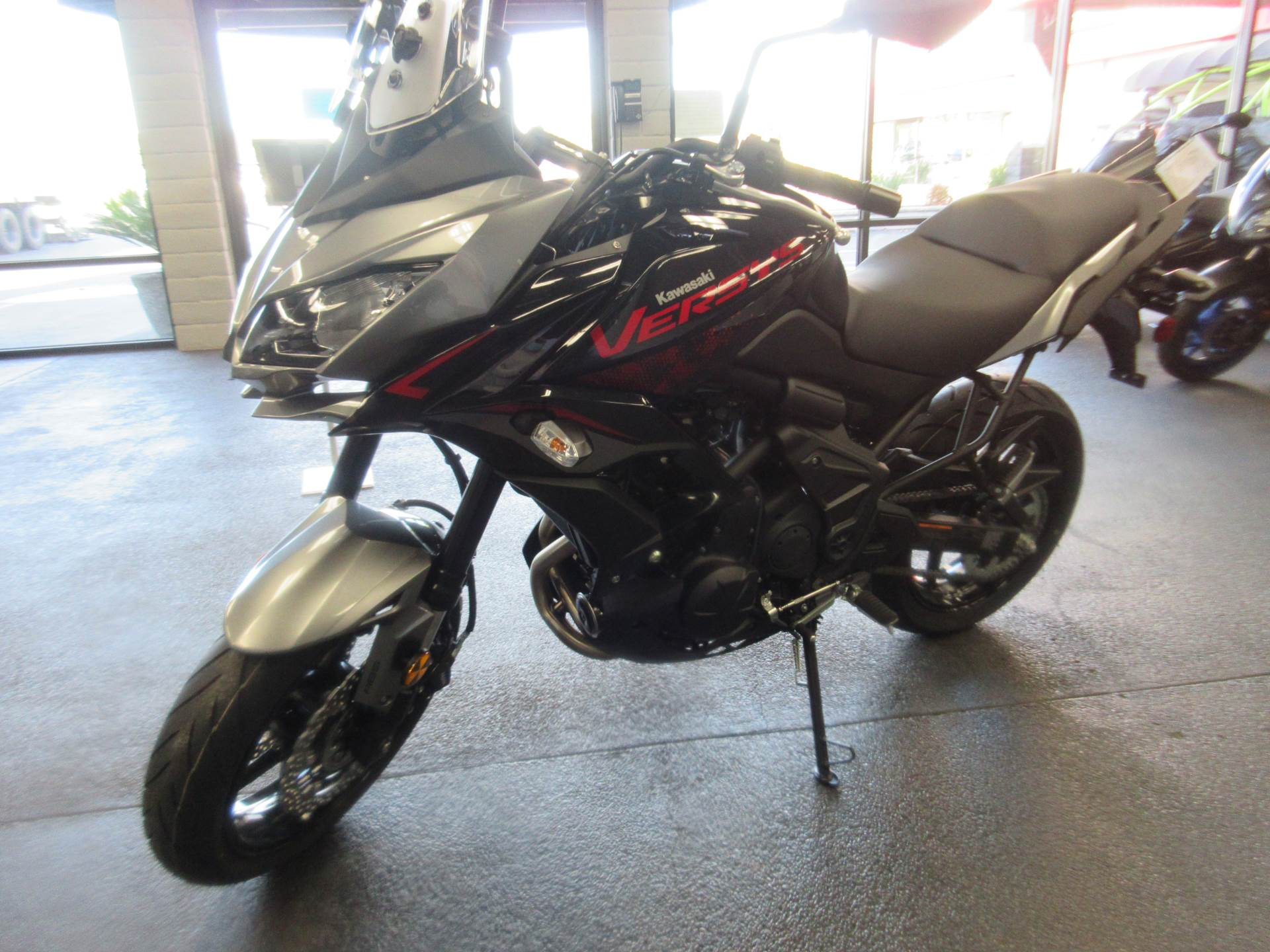 2021 Kawasaki Versys 650 ABS in Sacramento, California - Photo 2