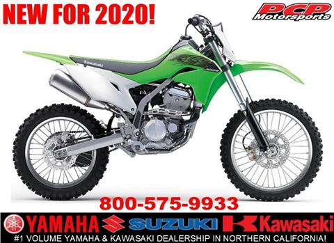 2020 Kawasaki KLX 300R in Sacramento, California - Photo 1