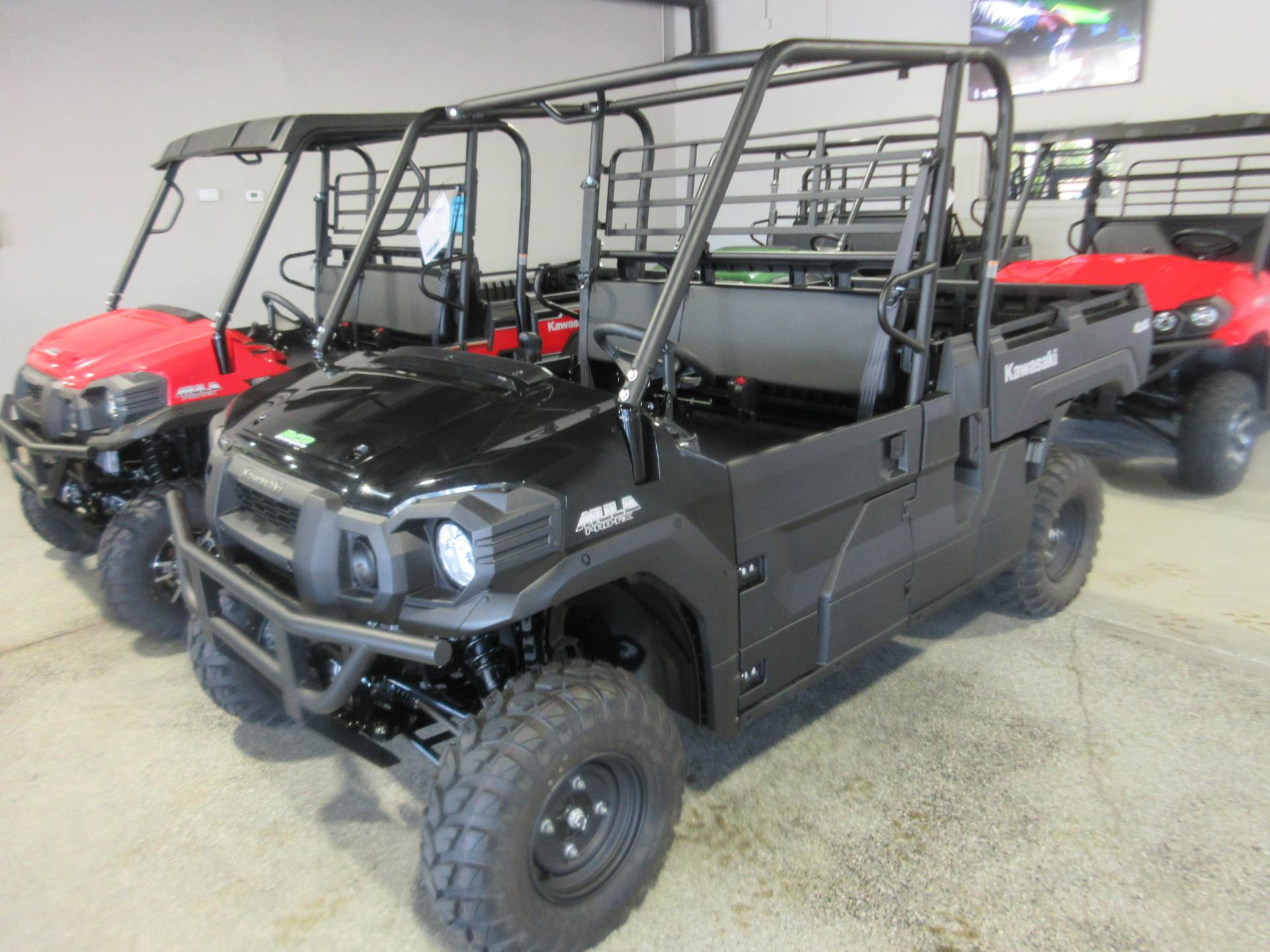 2020 Kawasaki Mule PRO-FX in Sacramento, California - Photo 6
