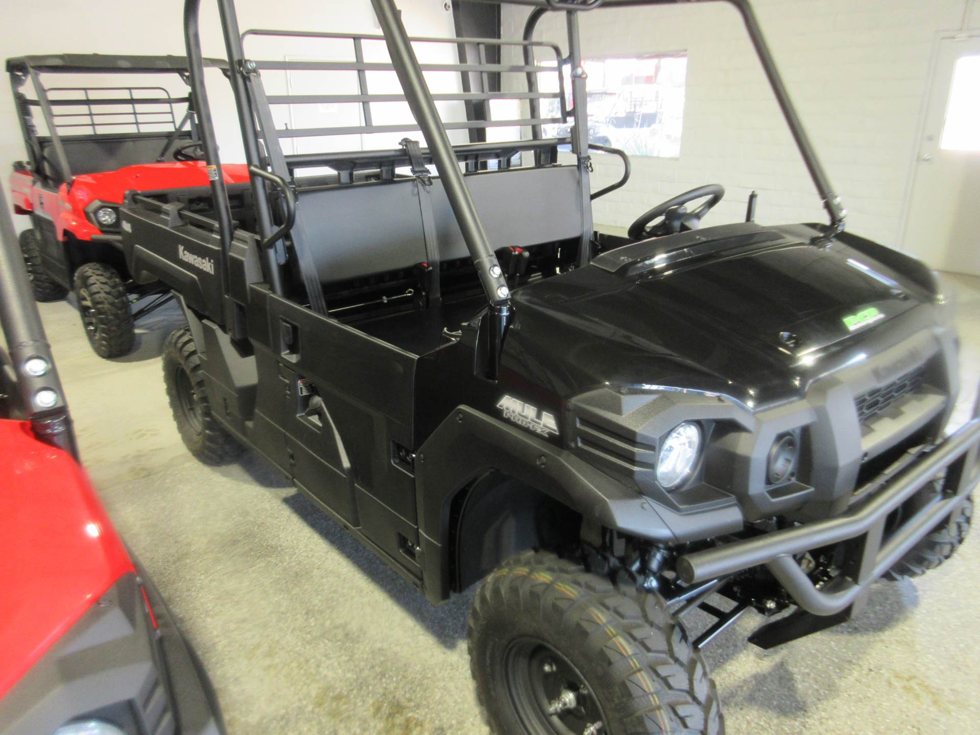 2020 Kawasaki Mule PRO-FX in Sacramento, California - Photo 4