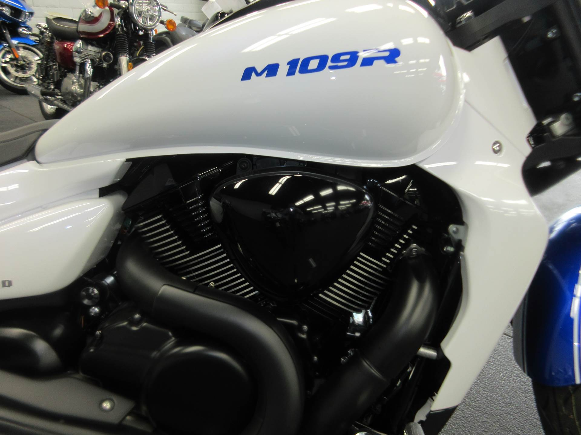 2019 Suzuki Boulevard M109R B.O.S.S. in Sacramento, California - Photo 5
