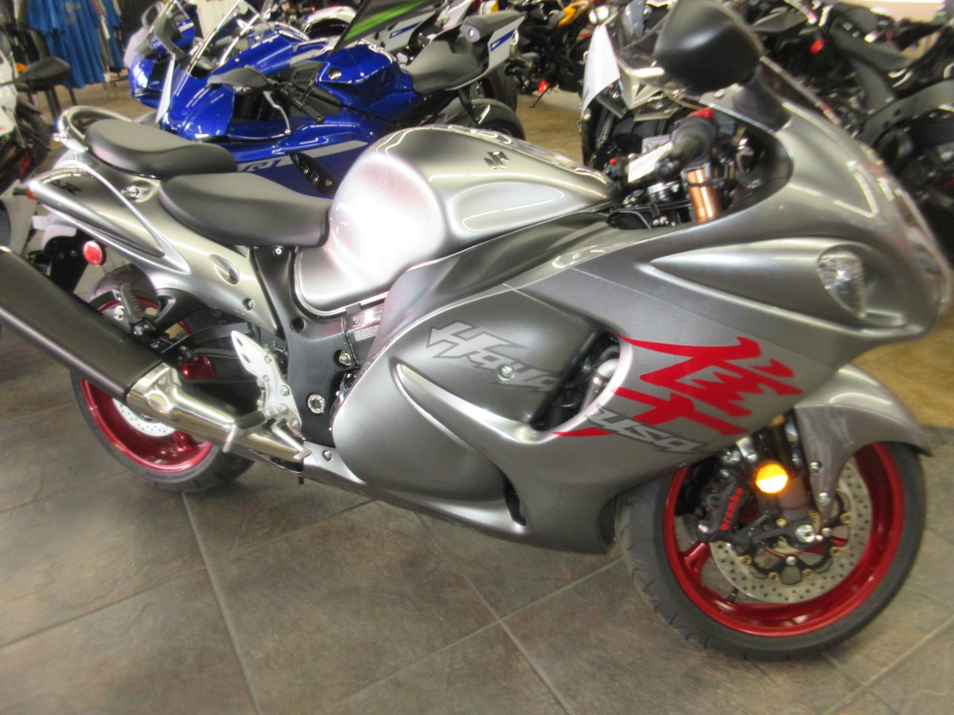 2019 Suzuki Hayabusa in Sacramento, California - Photo 6