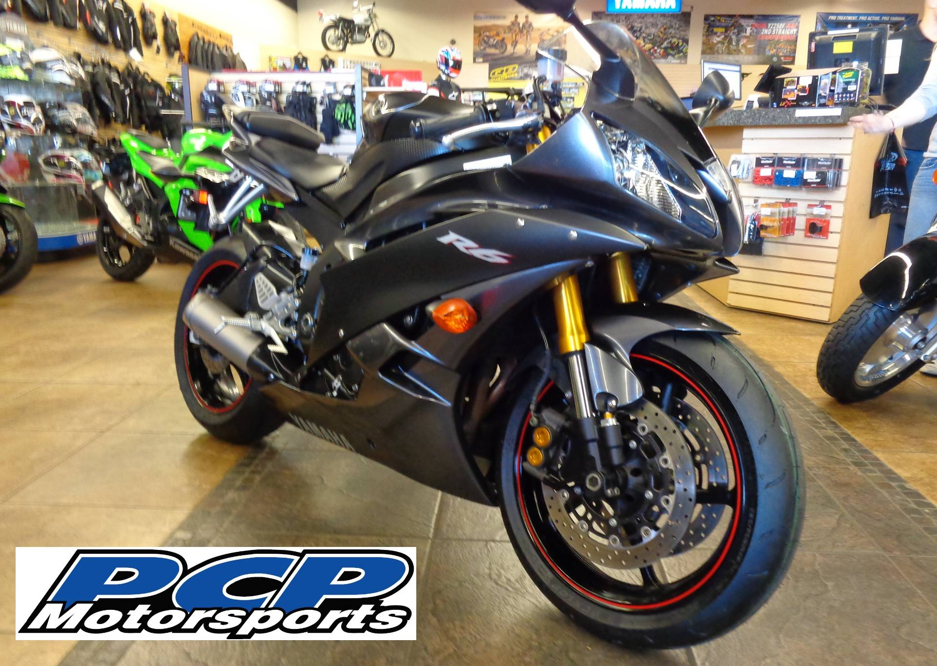2007 Yamaha YZF-R6 for sale 108589