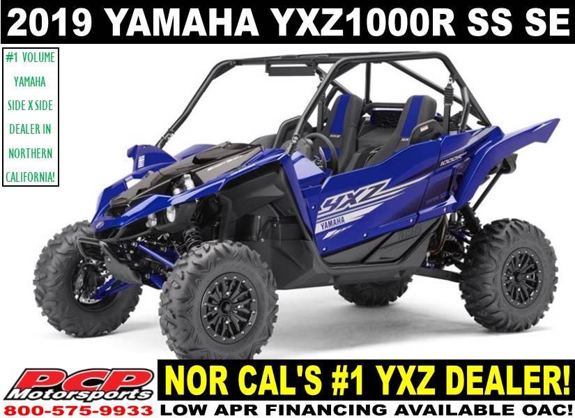 2019 Yamaha YXZ1000R SS SE for sale 131492