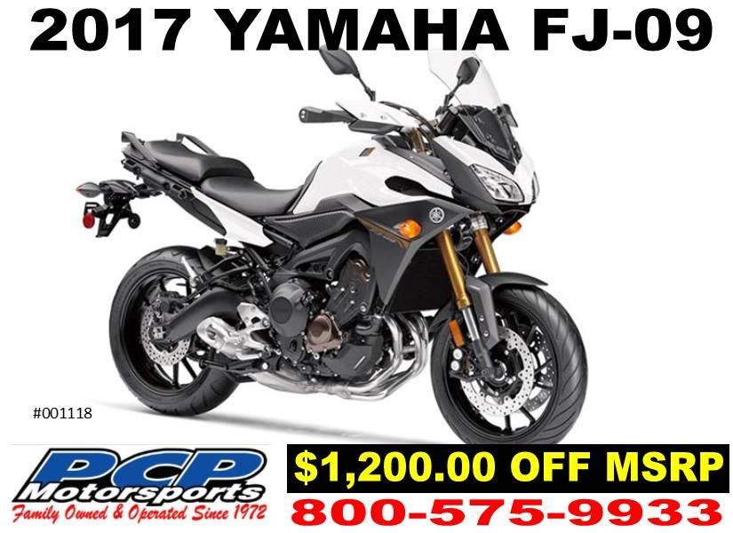 2017 Yamaha FJ-09 for sale 142169
