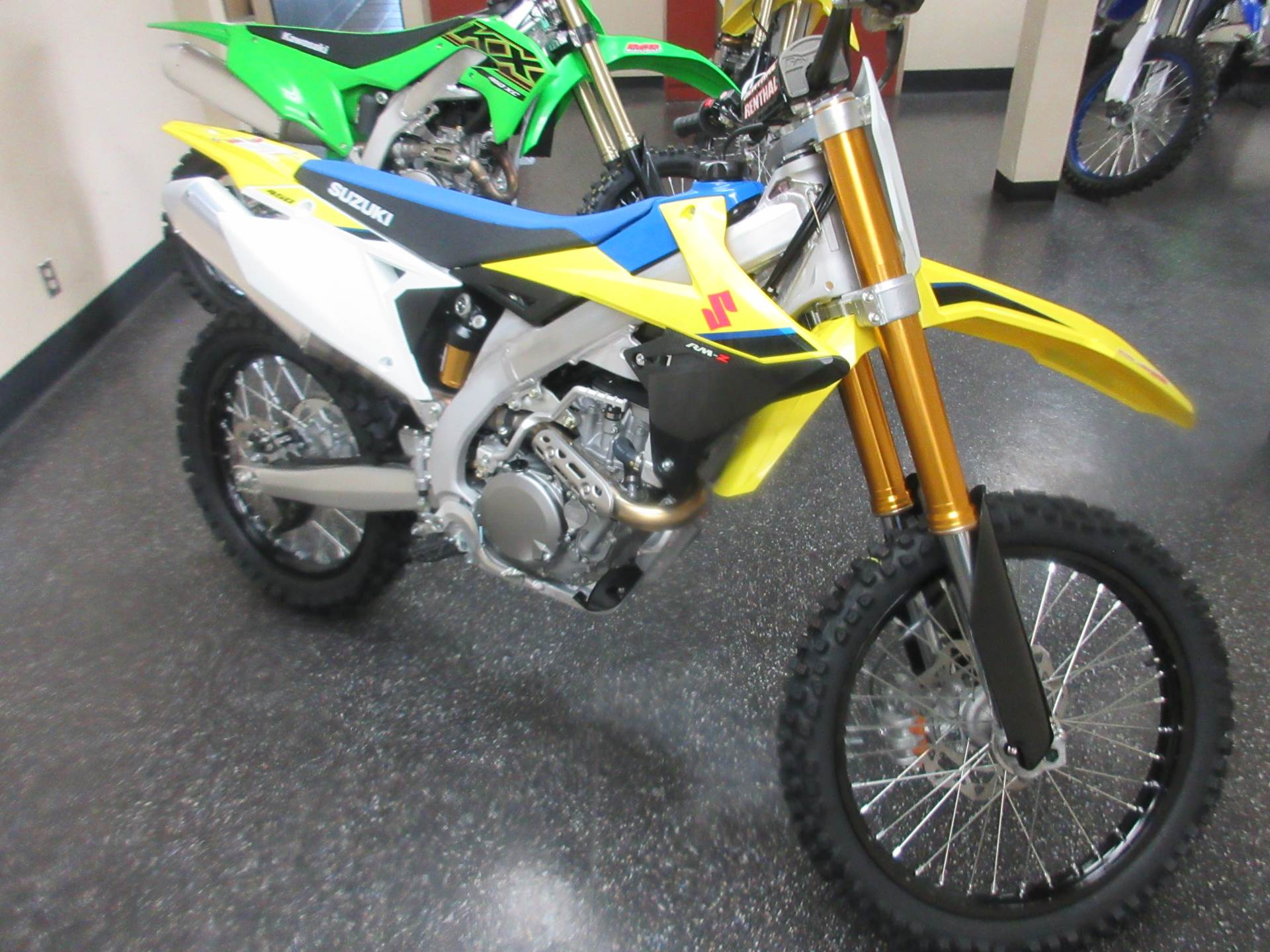 2020 Suzuki RM-Z450 in Sacramento, California - Photo 6
