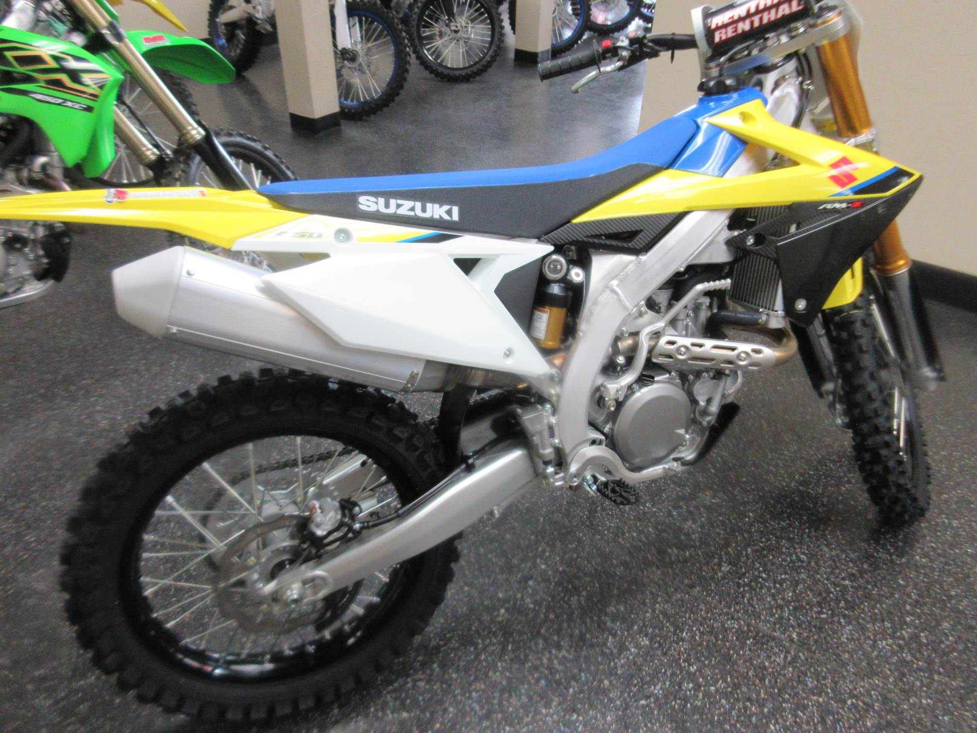 2020 Suzuki RM-Z450 in Sacramento, California - Photo 4