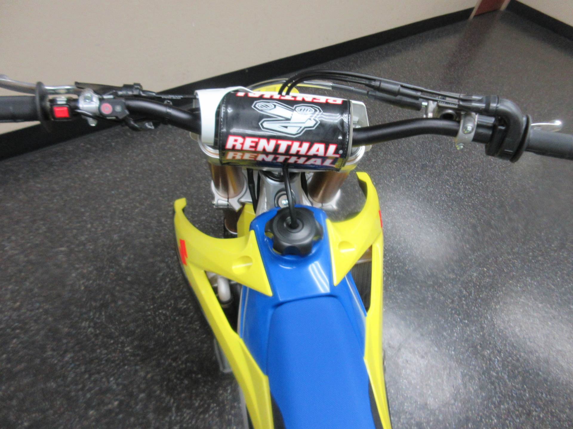 2020 Suzuki RM-Z450 in Sacramento, California - Photo 5