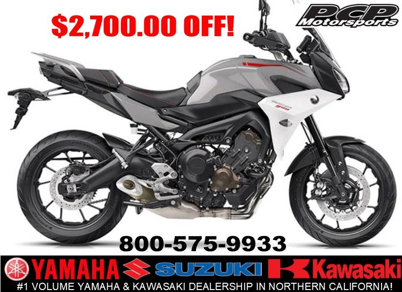 2019 Yamaha Tracer 900 in Sacramento, California - Photo 1