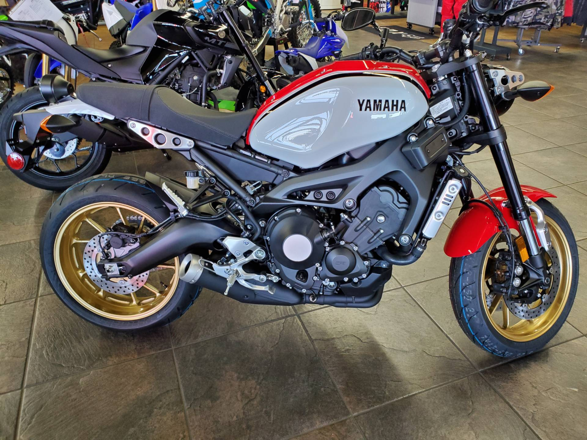 2020 Yamaha XSR900 in Sacramento, California - Photo 1