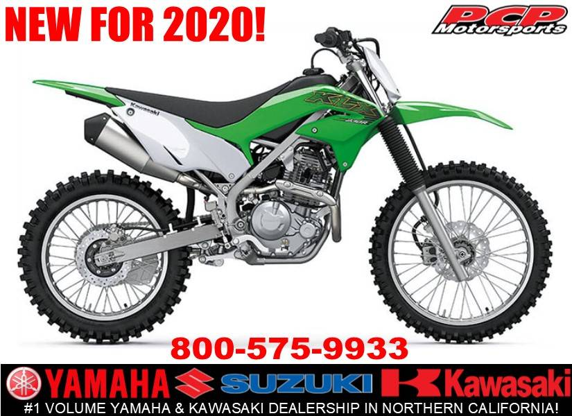 2020 Kawasaki KLX 230 in Sacramento, California