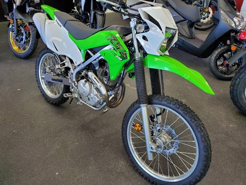 2020 Kawasaki KLX 230 in Sacramento, California - Photo 1