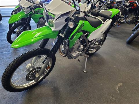 2020 Kawasaki KLX 230 in Sacramento, California - Photo 2