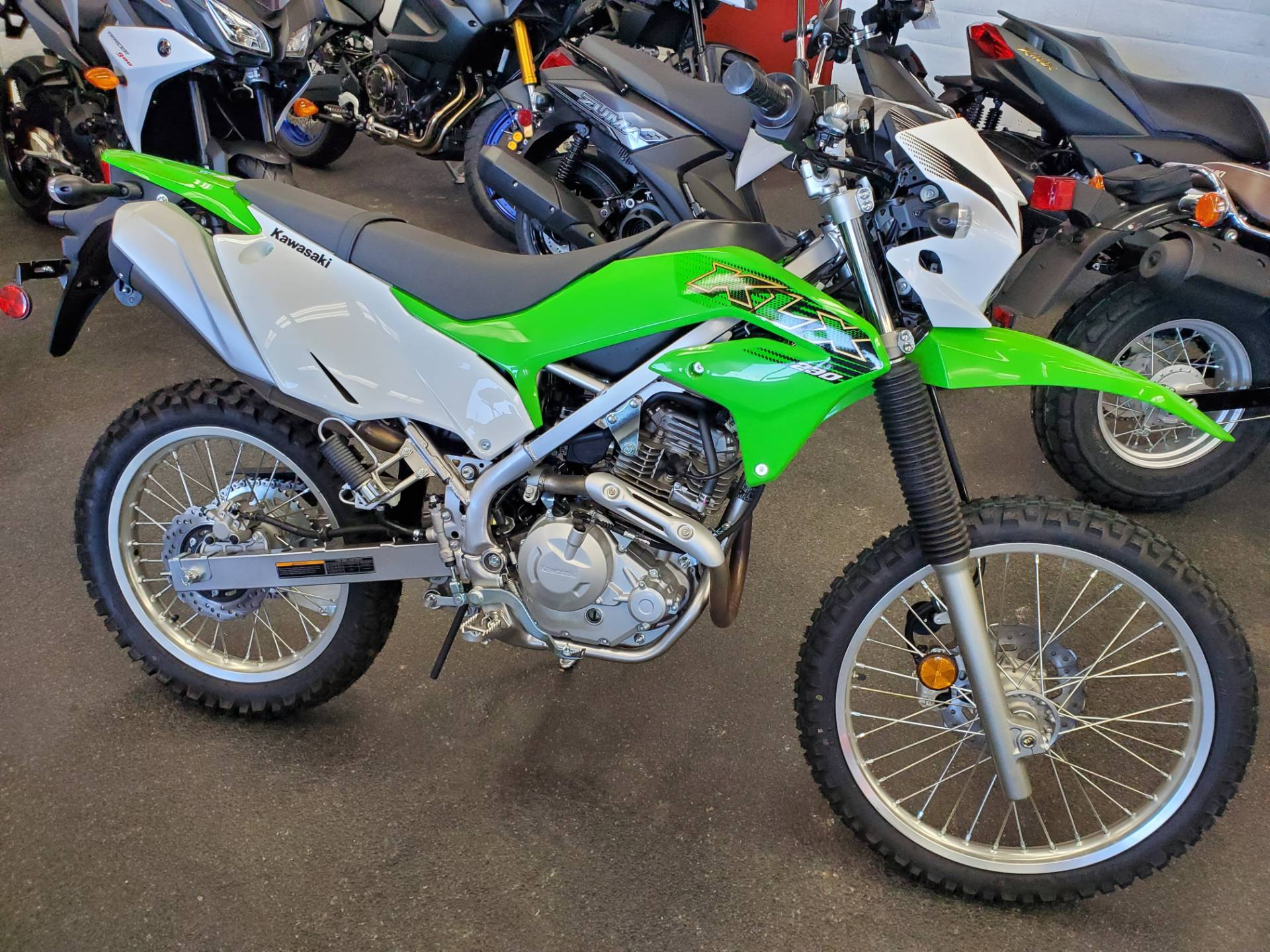 2020 Kawasaki KLX 230 in Sacramento, California - Photo 5
