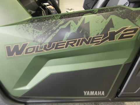 2021 Yamaha Wolverine X2 XT-R 850 in Sacramento, California - Photo 6
