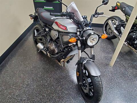 2019 Yamaha XSR700 in Sacramento, California - Photo 5