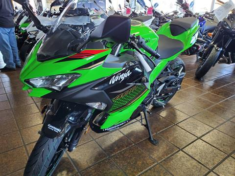 2020 Kawasaki Ninja 400 ABS KRT Edition in Sacramento, California - Photo 2