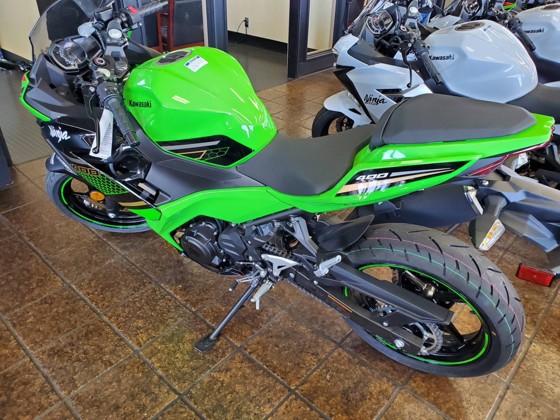 2020 Kawasaki Ninja 400 ABS KRT Edition in Sacramento, California - Photo 3