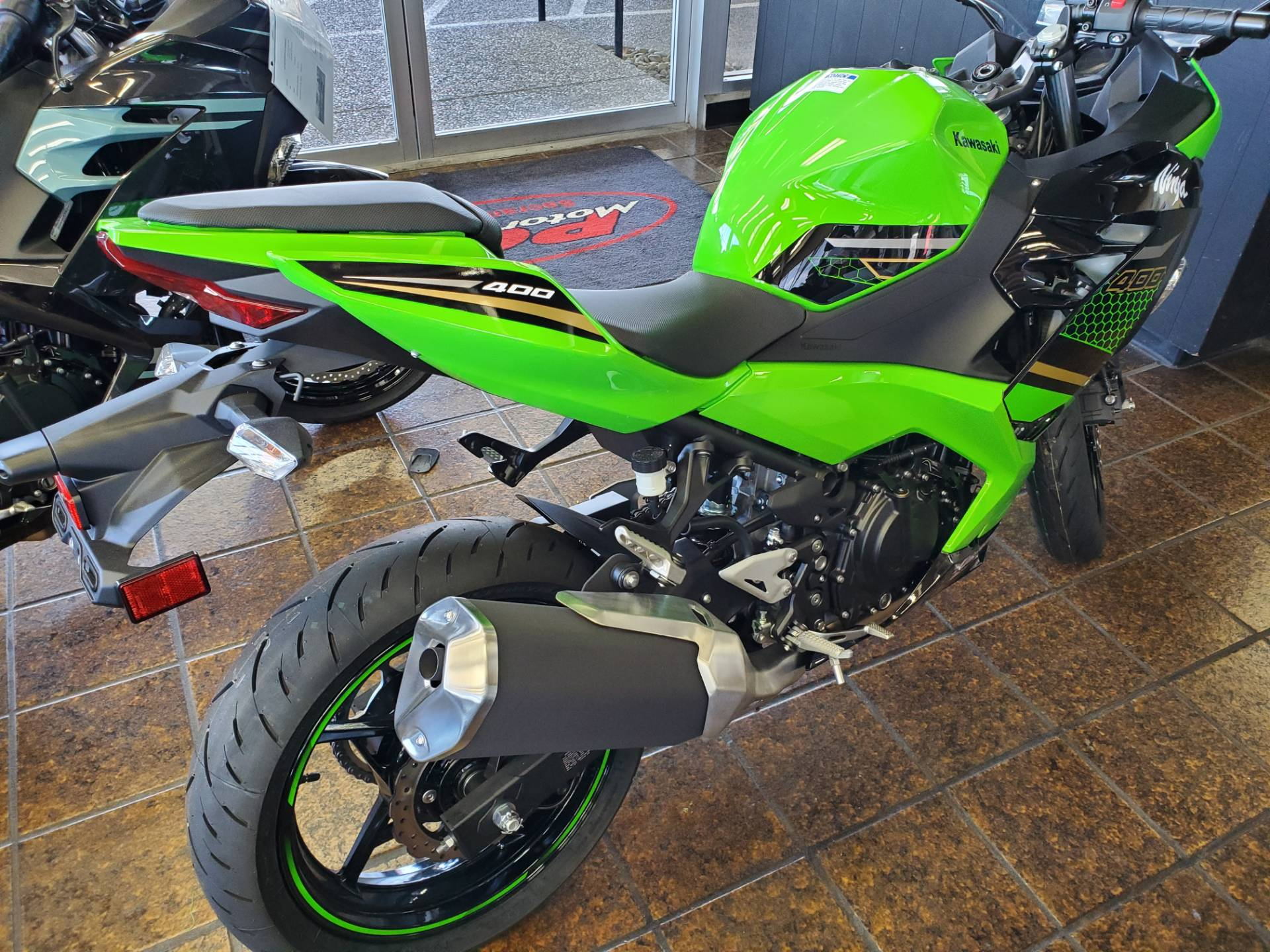 2020 Kawasaki Ninja 400 ABS KRT Edition in Sacramento, California - Photo 4