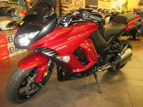 2016 Kawasaki Ninja 1000 ABS in Sacramento, California