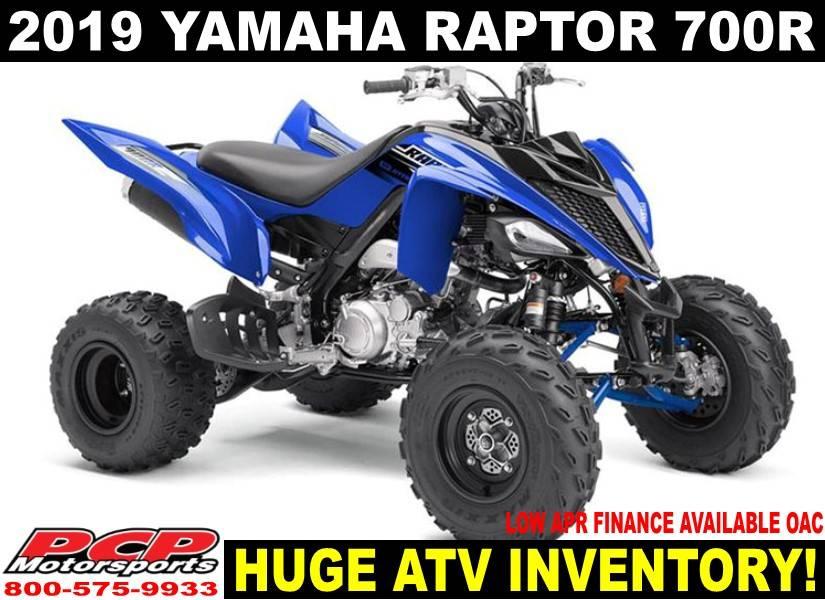 2019 Yamaha Raptor 700r In Sacramento California