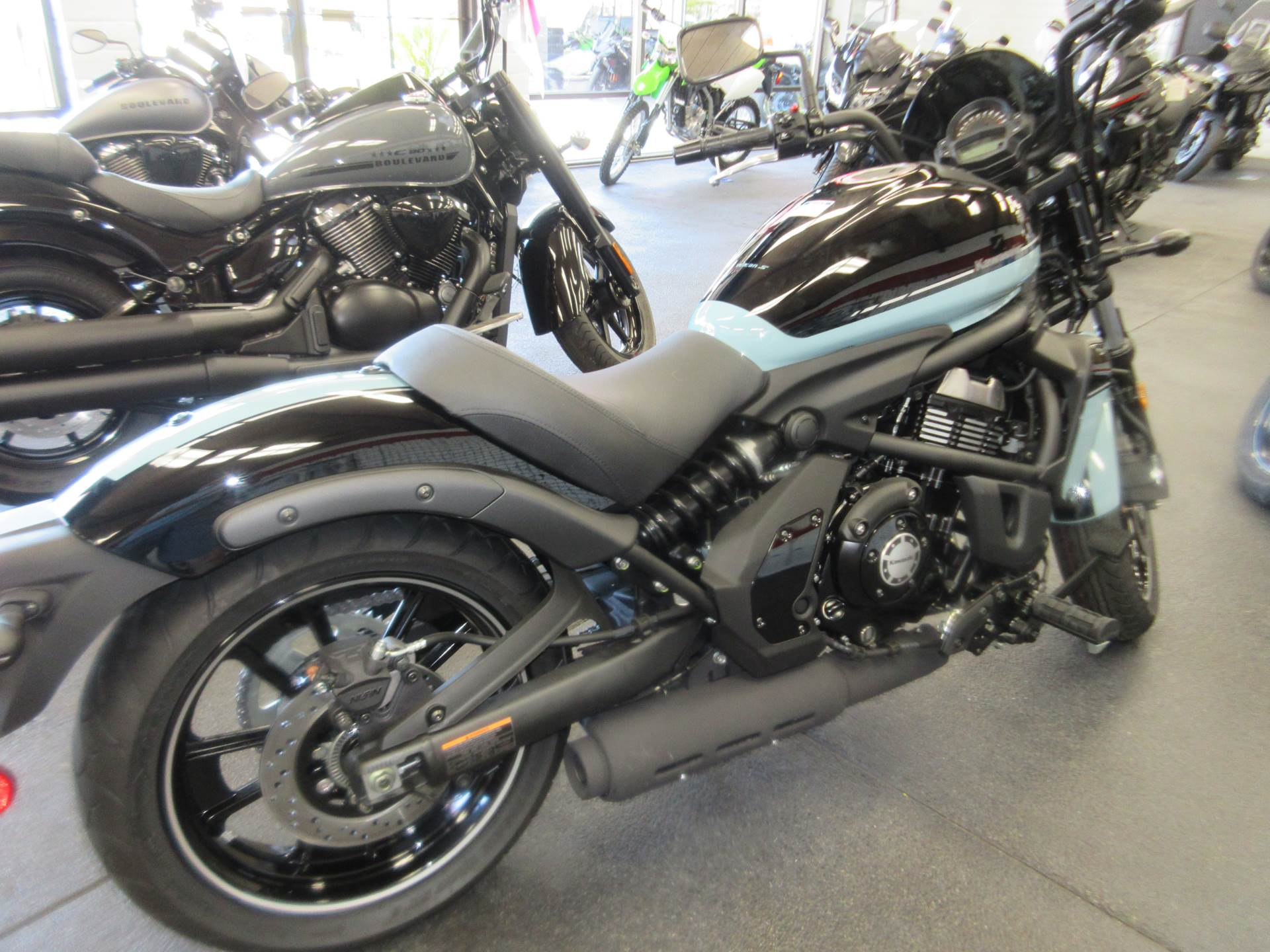 2020 Kawasaki Vulcan S ABS Café in Sacramento, California - Photo 5
