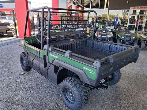 2020 Kawasaki Mule PRO-DX EPS Diesel in Sacramento, California - Photo 4