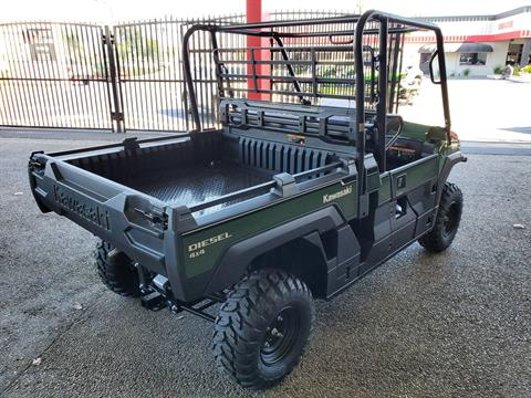 2020 Kawasaki Mule PRO-DX EPS Diesel in Sacramento, California - Photo 5